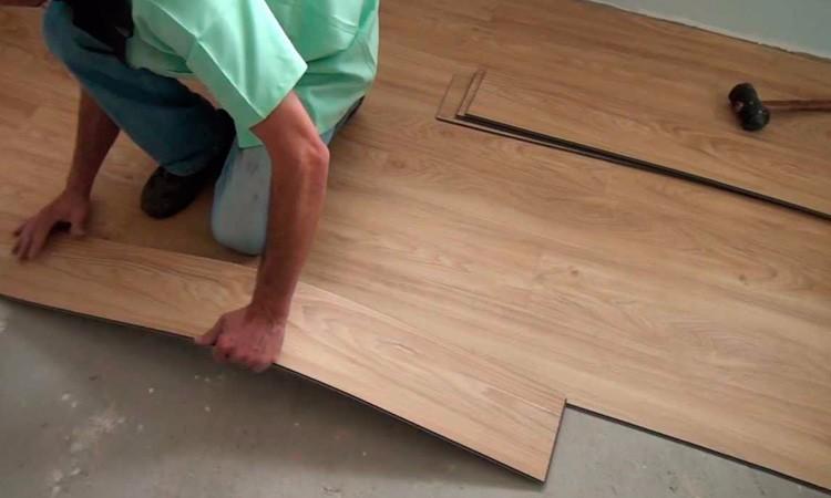 Colocaci n de losetas vinilica pisos pulidos - Loseta para piso economica ...